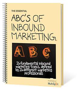 ABC of Inbound Marketing Guide